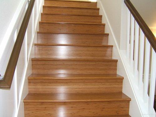 Escaleras for Como hacer una escalera de madera con descanso